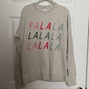 FA LA LA Sweatshirt - L